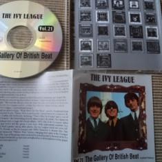 Ivy League 1964 1967 Gallery Of British Beat vol 21 muzica rock anii 60 cd disc