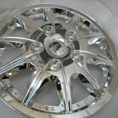 capace de roti pe 13 crom/nickel spitate model cu suruburi