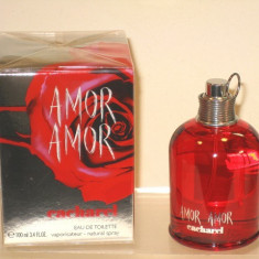 Cacharel Amor Amor dama 100 ml Made in France - Parfum femeie Cacharel, Apa de toaleta