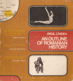 VIRGIL CANDEA - AN OUTLINE OF ROMANIAN HISTORY