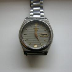 Vand ceas Seiko 5 (7009-876A) F - Ceas barbatesc Seiko, Mecanic-Automatic, Inox, 1970 - 1999