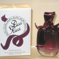Nina Ricci Ricci Ricci dama Made in France - Parfum femeie Nina Ricci, 90 ml