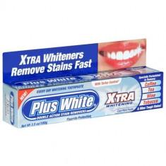 Pasta de Dinti Plus White XTRA Whitening