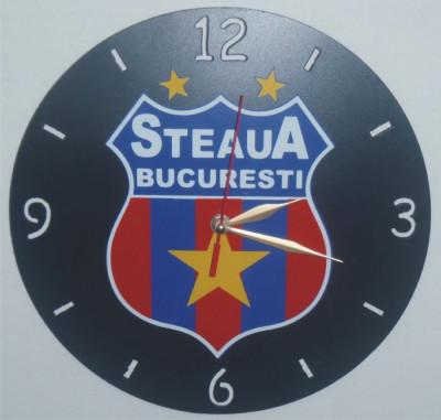 Ceas de perete - Steaua foto