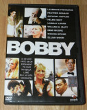 DVD ORIGINAL BOBBY. NOU. NERULAT. SUBTITRARE ROMANA. asasinarea lui kennedy