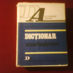 Ilie Manole Gheorghe Manole Dictionar marinaresc, editie princeps