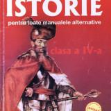 ISTORIE - MANUAL PT CLASA A IV A  de VASILE DINU si PAUL DIDITA ED. CARMINIS
