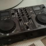Gemini CDM 3600 DJ work station - Mixere DJ