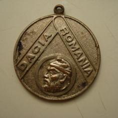 MEDALIE sau breloc ??? - DACIA Romania - Medalii Romania