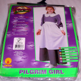 COSTUM PETRECERI TEMATICE 'PILGRIM GIRL'-PARTY !, Gri