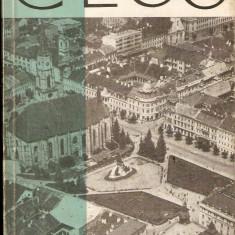 CLUJ-Mic indreptar turistic + Harta