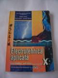 ELECTROTEHNICA APLICATA CLASA A X A