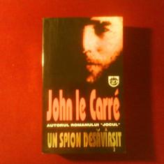 John Le Carre Un spion desavarsit