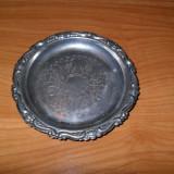 Scrumiera , silver plated