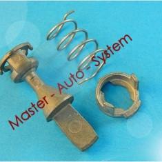 Kit de reparatie inchidere butuc maner usa Skoda Fabia ('98-'04) fata stanga - Butuc incuietoare, FABIA (6Y2) - [1999 - 2008]
