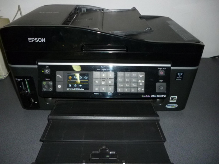 MULTIFUNCTIONALA EPSON STYLUS OFFICE BX 610FW foto mare