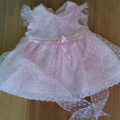 Rochita roz pentru fete 12 luni, de la Youngland, ca noua