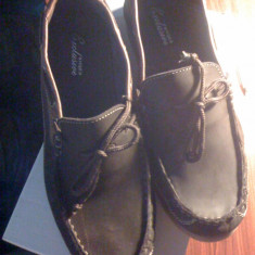 Pantofi barbatesti ultra cool gen LUMBERJACK din piele 100% - Pantof barbat Aldo, Marime: 43 1/3, Culoare: Maro, Marime: 43, Piele naturala, Maro