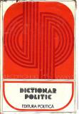 """Dictionar politic-Academia """"Stefan Gheorghiu"""" -1"""