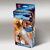 Pedi Paws - pila electrica pentru unghiile animalelor - Perie si cleste animale