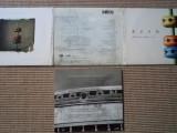 Rush Different Stages Live 3 cd triplu DISC muzica progresiv hard rock mapa 1998