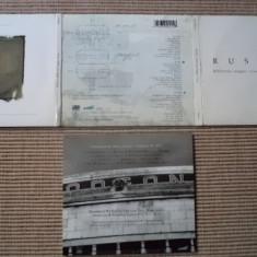 Rush Different Stages Live Muzica Rock Atlantic TRIPLU DISC 3 CD Tmapa EXTE FOTO ed vest