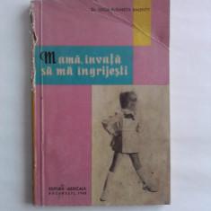 Ghidul micii gospodine - Natalia Stanescu - Carte Ghidul mamei