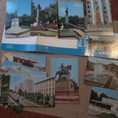 ALBUM VEDERI CHISINAU necirculate color foto carti postale de colectie hobby, Necirculata, Altul, Europa