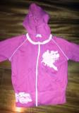 Costum trening din bumbac 100% pentru fete, de la KuMek 5-6 ani, usor folosit, Magenta
