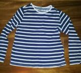 Bluza copii 5-6 ani din bumbac de la Zara Kids, ca noua, 118 cm, Albastru
