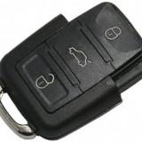 Telecomanda VW 3 Butoane cod 1J0959753DA - Carcasa cheie