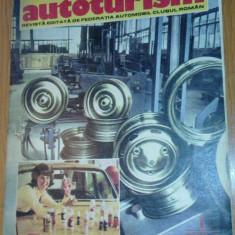 Revista autoturism nr.1/1986 - Revista casa