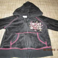 Bluza 4 ani 104 cm Tu, Culoare: Negru, Negru