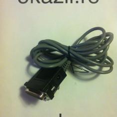 Cablu conexiune retea RJ45 - D-SUB 25 pini 2m - Cablu retea
