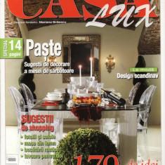 CASA LUX NR 3 DIN MARTIE 2007 - Revista casa