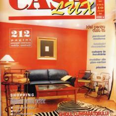 CASA LUX NR 9/2001 - Revista casa