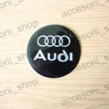 Emblema capac roata AUDI 90 mm - Embleme auto