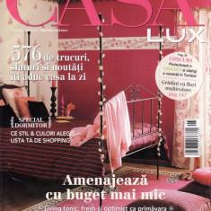 CASA LUX NR 5 DIN MAI 2009 - Revista casa