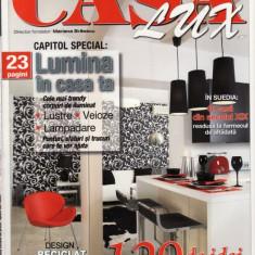 CASA LUX NR 1 DIN IANUARIE 2008 - Revista casa