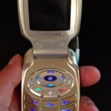 TELEFON MOBIL SAMSUNG SGH T100 DEFECT PENTRU PIESE SAU REPARATIE, Nu se aplica, Argintiu, Alta retea