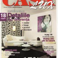 CASA LUX NR 3 DIN MARTIE 2008 - Revista casa