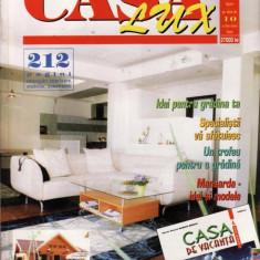 CASA LUX NR 6/2000 - Revista casa