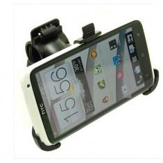 Suport bicicleta / moto orginal HTC One X + folie ecran+ expediere gratuita - Suport telefon bicicleta