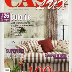 CASA LUX NR 2 DIN FEBRUARIE 2007 - Revista casa