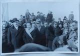 Doamna Maria Maresal Antonescu  Ministrul Danilescu  la Plumbuita , 1943
