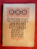 Expozitia Arta Romaneasca -Paris 1925 - Catalog ed. 1925