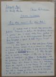 Manuscris al scriitorului Mircea Santimbreanu , 3