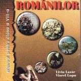 Manual ISTORIA ROMANILOR  PENTRU CLASA A VIII A de LIVIU LAZAR ED. TEORA