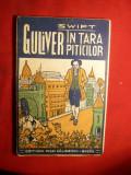 J.Swift -Guliver in Tara Piticilor -povestit lb. romana de P.Nicolae Ed. 1937