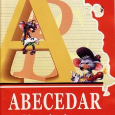 ABECEDAR - FISE DE LUCRU PT CLS A I ED. ARAMIS de CLEOPATRA MIHAILESCU - Manual scolar